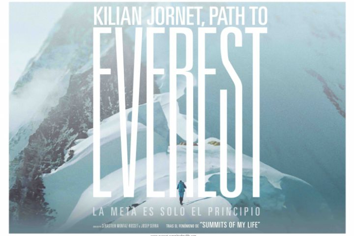"""Path to Everest"": Summits of My Life arriba al final"