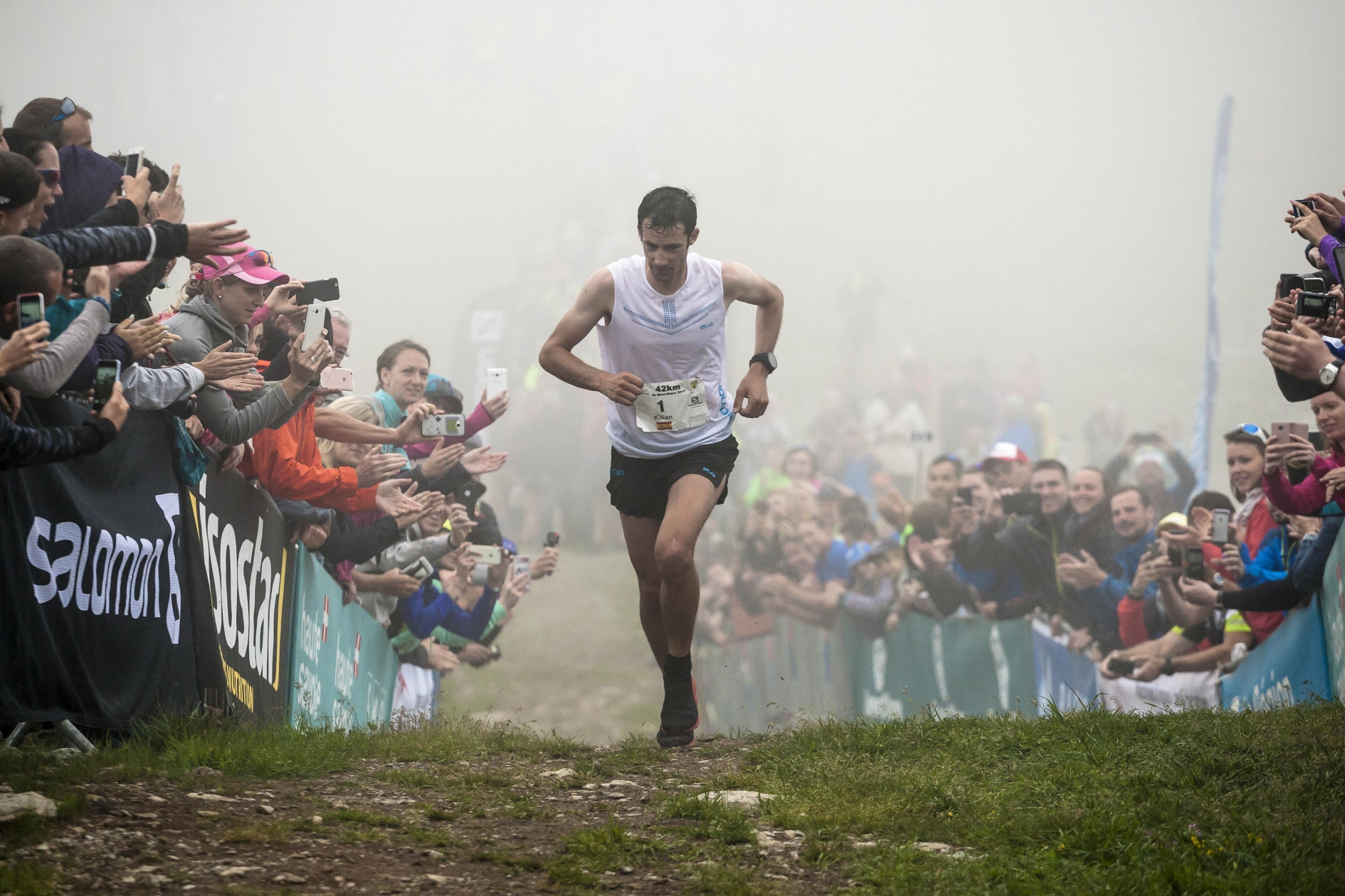 Kilian Jornet returns to competition after the injury