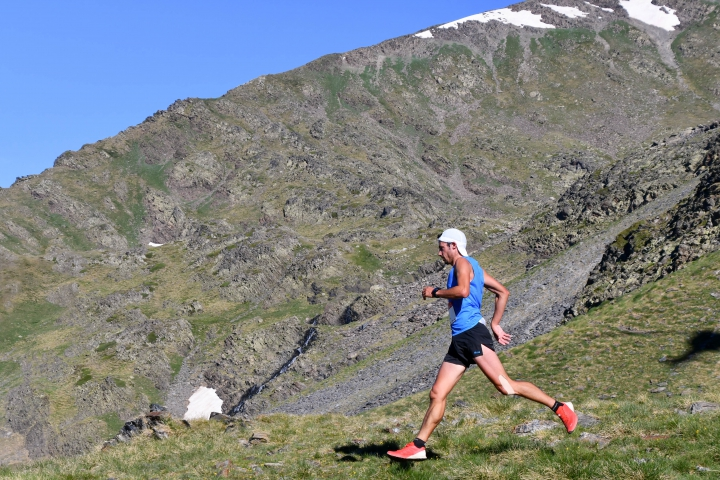 Kilian wins Comapedrosa Skyrace with record time