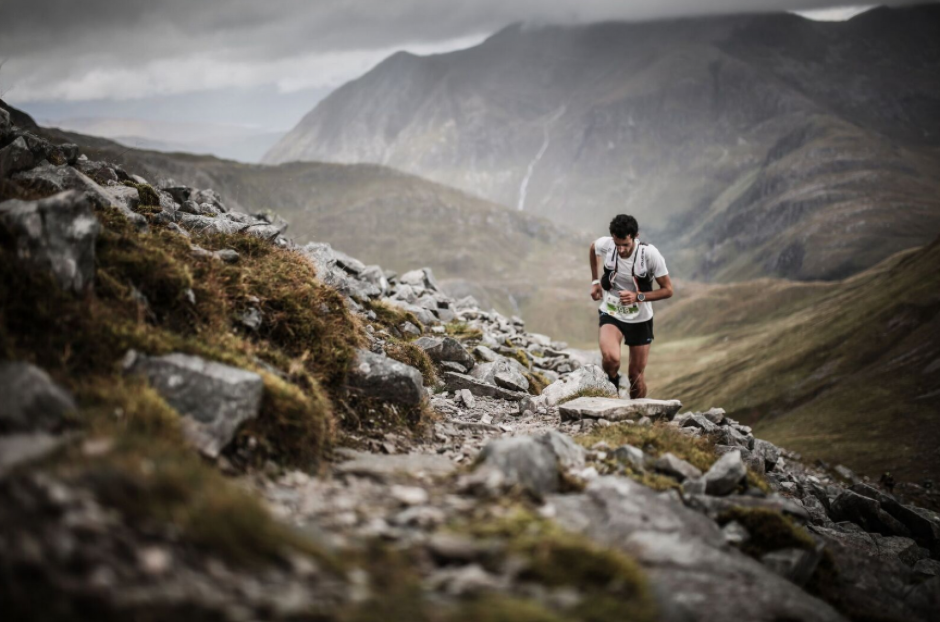 Kilian Jornet is World Skyrace champion and goes to the final of the Golden Trail Series