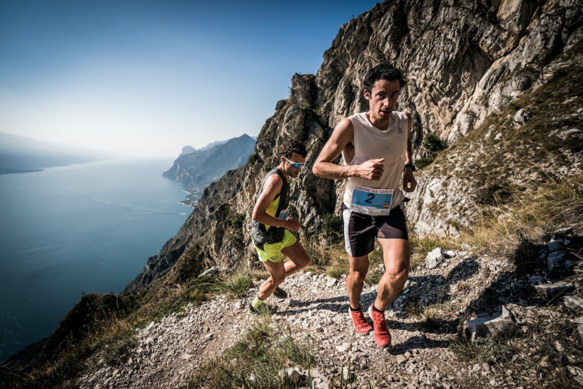 Kilian Jornet, champion in the general ranking in the Migu Run Skyrunner World Series