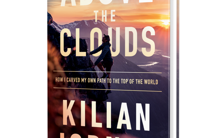 Abobe the Clouds is available in the US and the UK